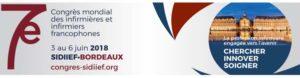 Le 7e Congrès mondial des infirmières et infirmiers francophones