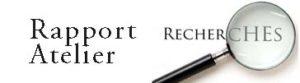 Rapport cours d'initiation à la recherche : de la méthode à la publication