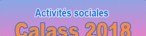 CALASS 2018 – Actividades sociales