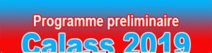 CALASS 2019 – Programa preliminar