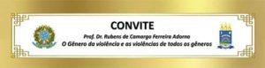 Convite da palestra – Atelier Brasil