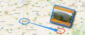 CALASS 2017 – Bruselas > Lieja – Cómo llegar