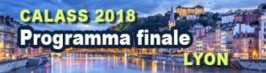 Programma finale  2018