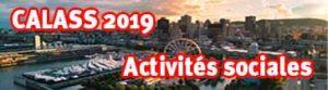 CALASS 2019 – Atividades sociais