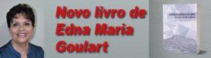 Novo livro de Edna Maria Goulart