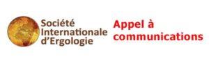 Société Internationale d'Ergologie – Appel à communications