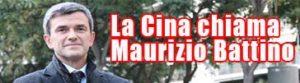 La Cina chiama Maurizio Battino