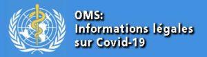 OMS: Información jurídica sobre la Covid-19