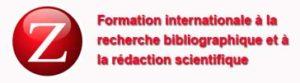 Formation internationale à la recherche bibliographique et à la rédaction scientifique, avec le logiciel gratuit Zotero